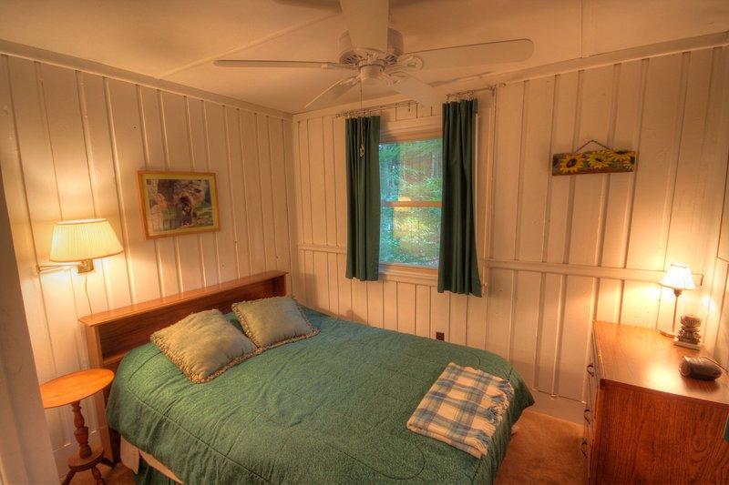 Benzine Farm Full Bedroom on Main Level