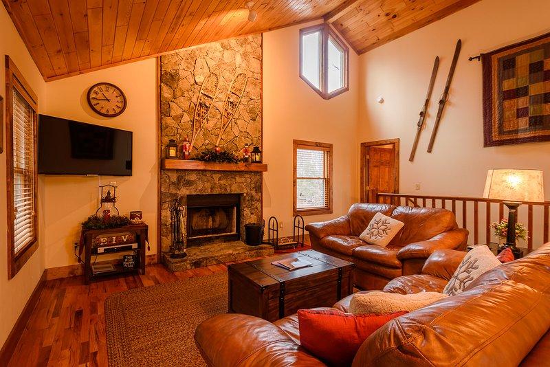 Sala de estar Appalachian Breeze