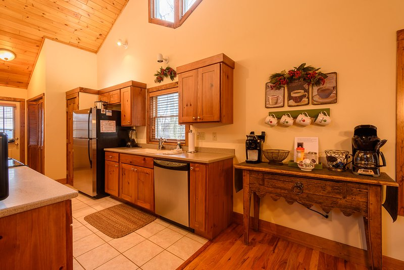 Appalachian Breeze Kitchen y Coffee Bar