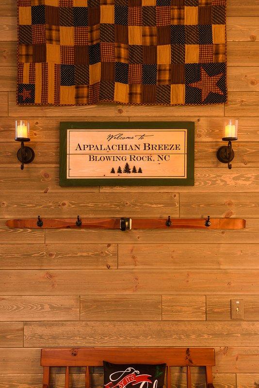 Bienvenido a Appalachian Breeze