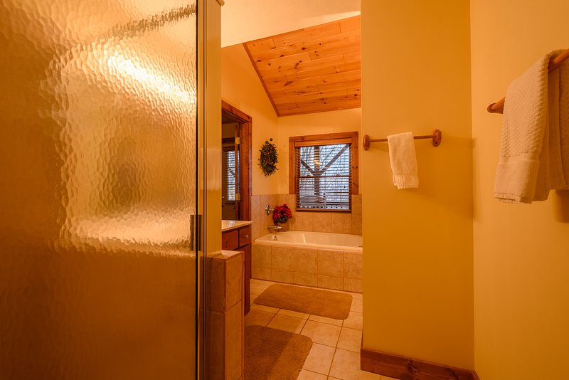 Appalachian Breeze Main Floor Baño principal