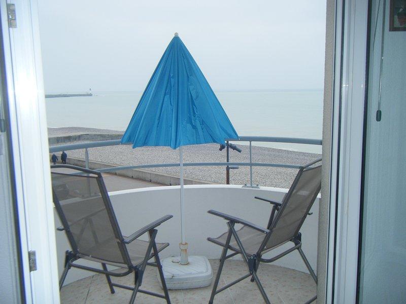 Balade romantique  - face à la mer, holiday rental in Saint-Quentin-la-Motte-Croix-au-Bailly