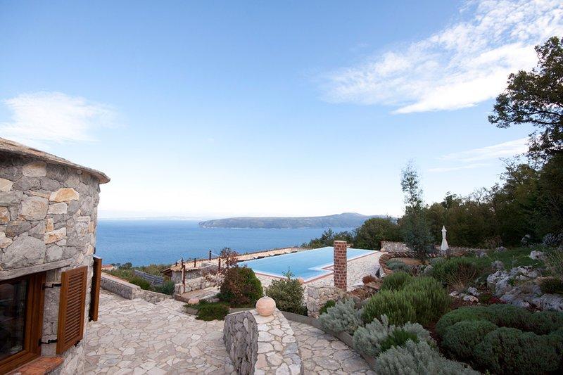 Magnifique villa cinq étoiles près de la mer, Opatija