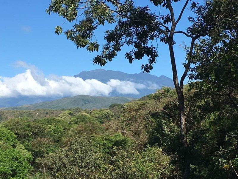 Volcán Barú.