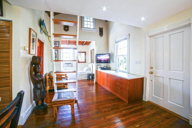 Cigar House Living Room