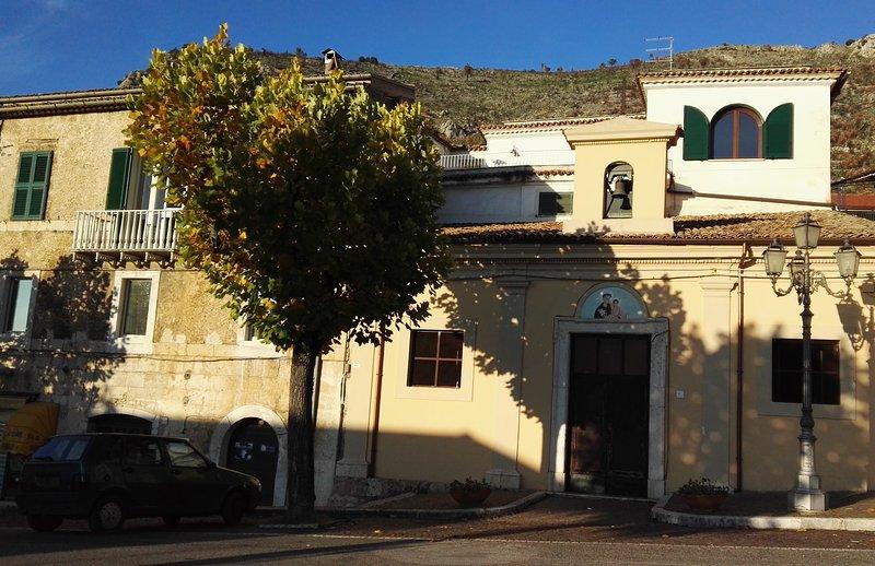 Il Palazzo in Piazza, location de vacances à Sora
