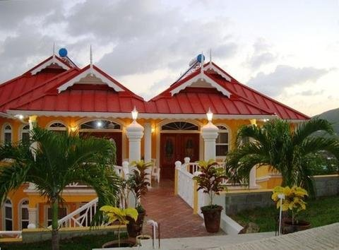 Paradise Cove Villa, Apartment Anchorage Inn, location de vacances à Gros Islet