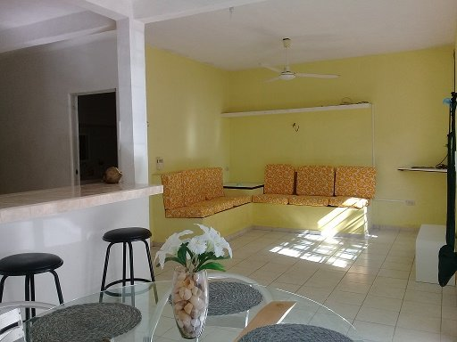CASA AMPLIA IDEAL PARA VACACIONES FAMILIARES. AMBIENTE CARIBEÑO., holiday rental in Bacalar