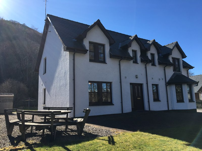 Nevis Croft Cottages, Cottage 1, Glen Nevis, Fort William, Ferienwohnung in Fort William