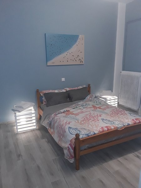 Nafpaktos appartment, holiday rental in Rio