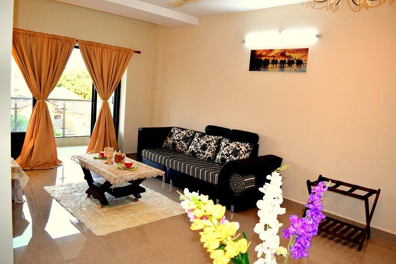 Primer piso Sala de estar con HD Sintonizador 100Mbps
