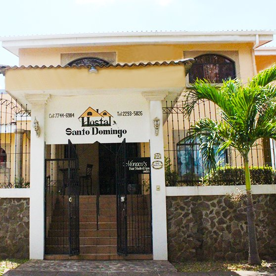 Hostal Santo Domingo-Twin Room, Ferienwohnung in Jinotepe