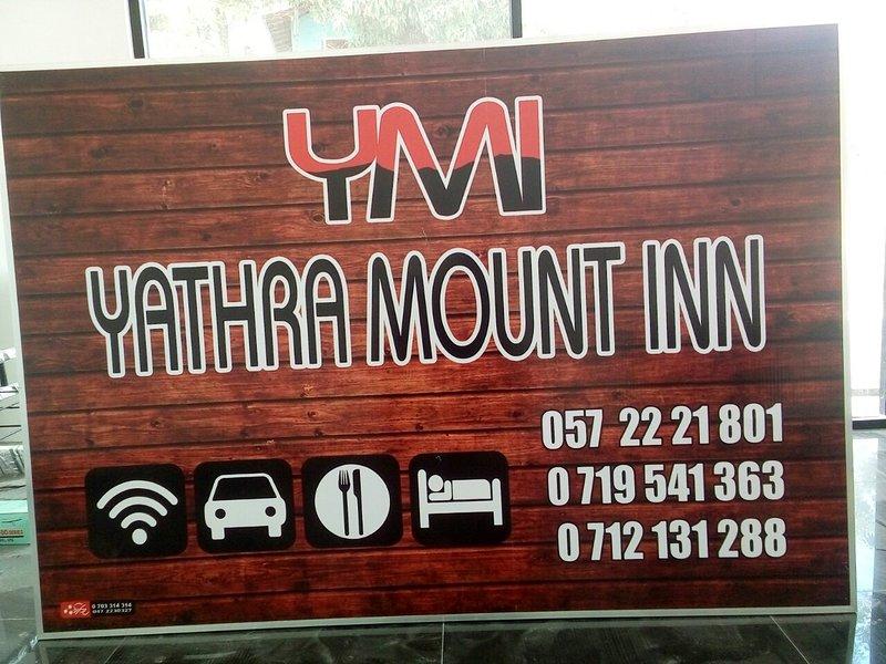 Yathra Mount Inn, casa vacanza a Passara