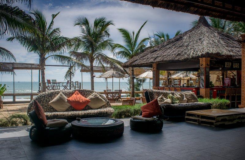 LongSon MuiNe Beach Campground Resort, holiday rental in Mui Ne