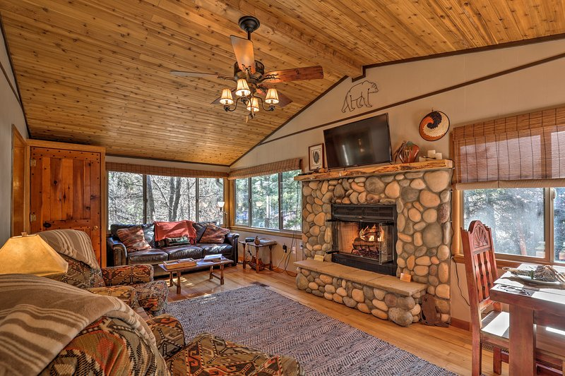 Beautiful Ruidoso Cabin W Private Hot Tub Views Updated 2019
