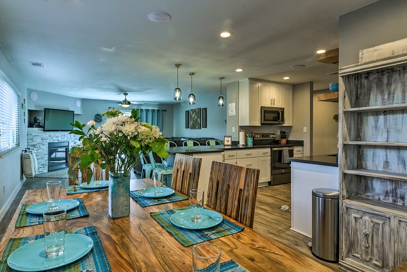 Your new updated home-away-from-home in South Lake Tahoe awaits!