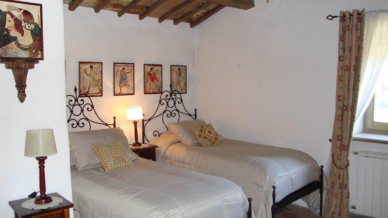 Etrusca Bedroom