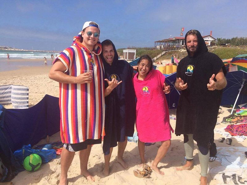 Spaß am Strand jeden Tag mit unseren Gästen