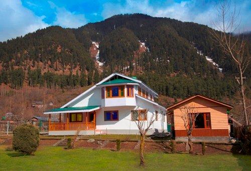 Tulip Cottage Pahalgam, alquiler vacacional en Cachemira