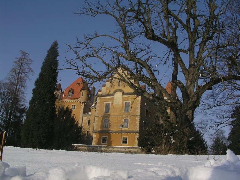 Walking distance to Marusevec Castle