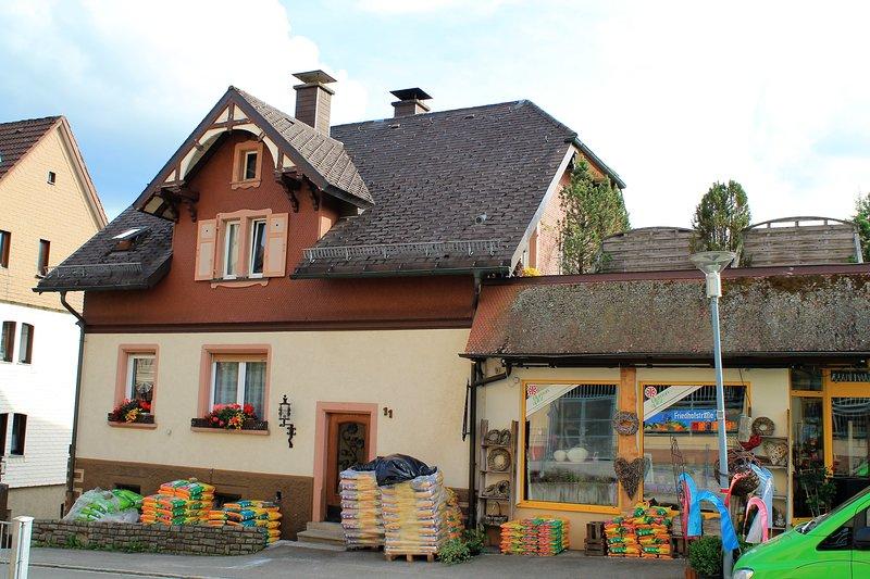 Ferienwohnung Schwarzwaldglück, vacation rental in Titisee-Neustadt