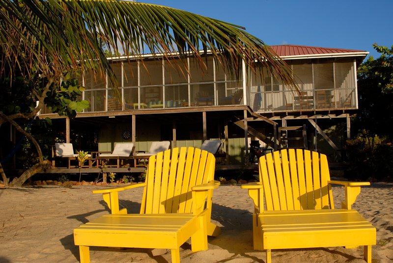 Der perfekte Ort zu bleiben, während Belize zu erkunden!
