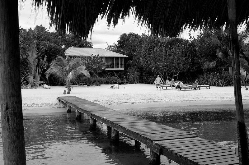 praktisch Ihr eigener, privater Strand