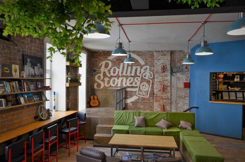 Rolling Stones hostel, alquiler de vacaciones en Shelekhov