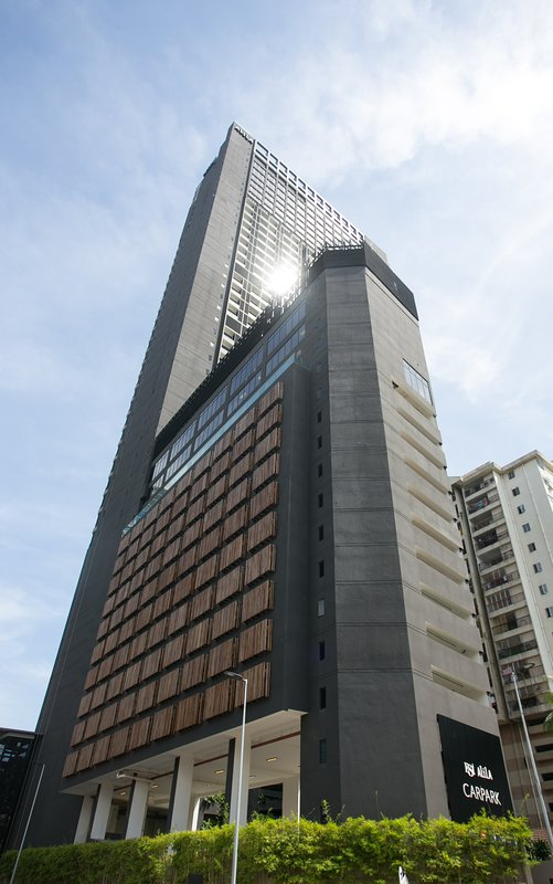 The Establishment Alila Bangsar rear facade