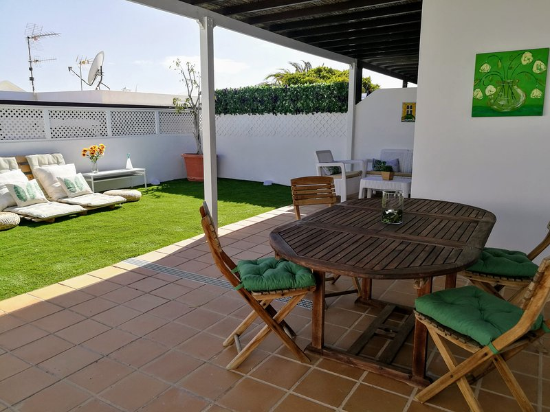Casita La Concha, holiday rental in Playa Honda