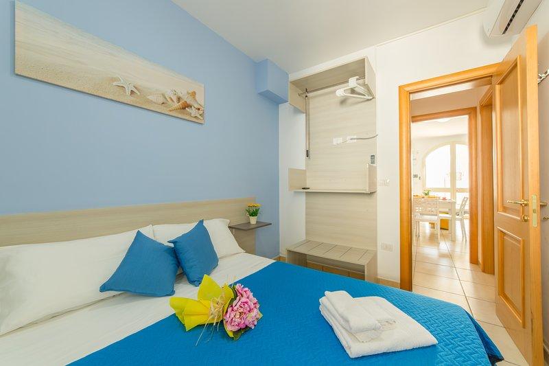 Casa Vacanze fronte mare Porto Cesareo, holiday rental in Scala di Furno