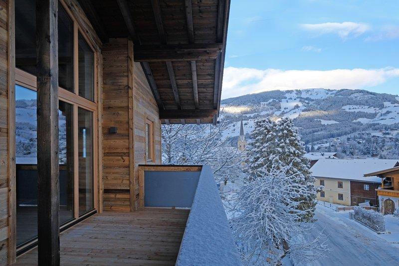Alpin Penthouse Hollersbach, location de vacances à Hollersbach im Pinzgau