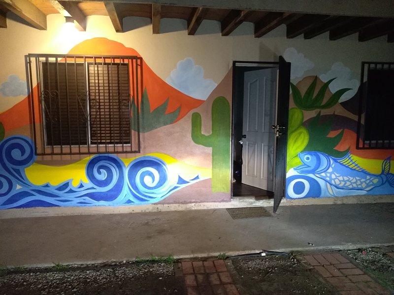 Apartamento vacacional, alquiler de vacaciones en Lengüeta Arenosa