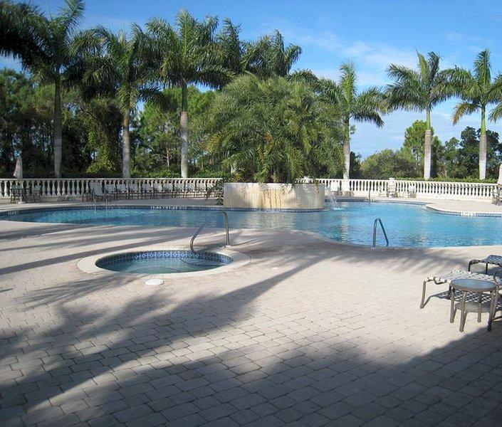 comunidade piscina de Venetia e spa