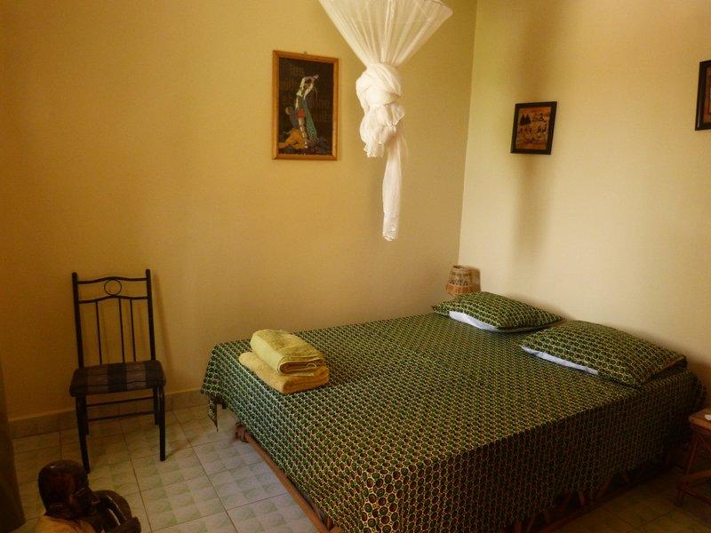 Ker Erminia green room, alquiler vacacional en Guediawaye