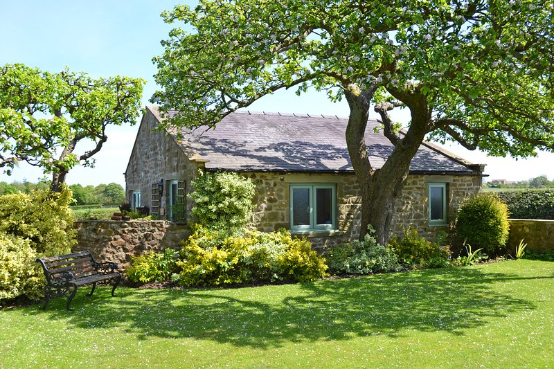 The Shippon, Yorkshire Dales accommodation, peaceful holiday cottage Wensleydale, Ferienwohnung in Newton le Willows
