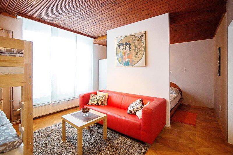 Lovely apartment, holiday rental in Polhov Gradec