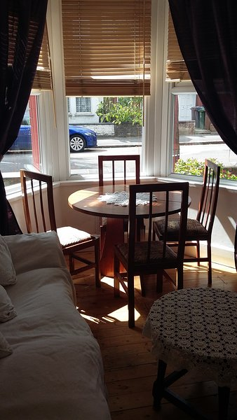 Quiet garden flat (up to 5), holiday rental in Walthamstow