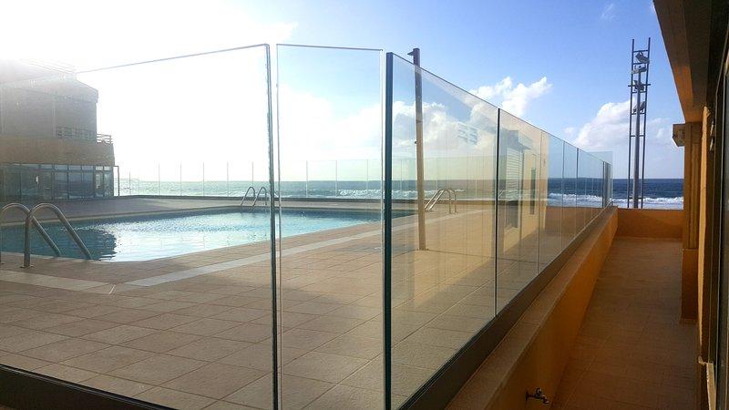 Canteras playa Mc, Las Palmas de Gran Canaria, location de vacances à Las Palmas