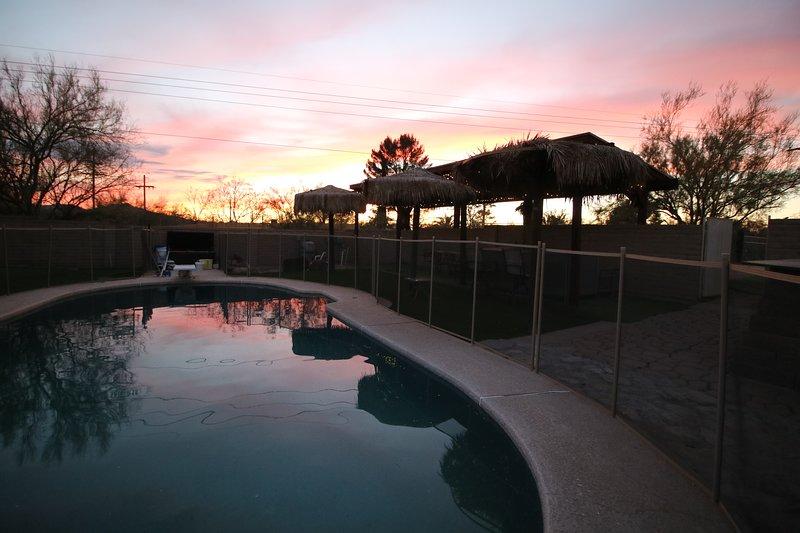Desert Oasis, alquiler de vacaciones en Casas Adobes