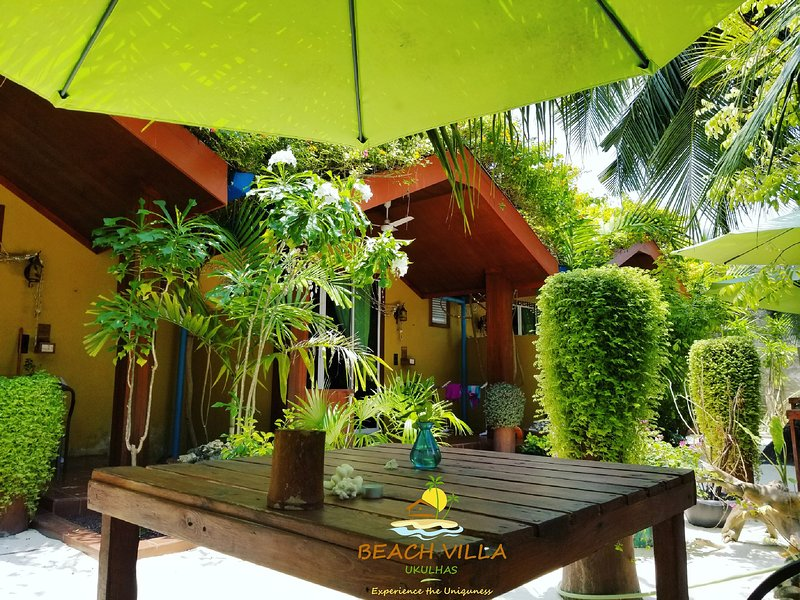 Beach Villa Ukulhas, vacation rental in Maldives