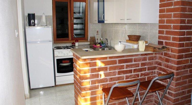 Kitchen 1, Surface: 5 m²
