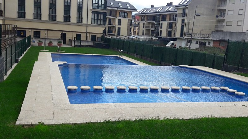 Alquiler nuevo apartamento Duplex a 400 m. de la playa, alquiler de vacaciones en Provincia de Lugo
