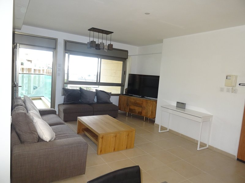 APPARTEMENT A LOUER ASHKELON 3 CHAMBRES VUE MER, holiday rental in Ashkelon