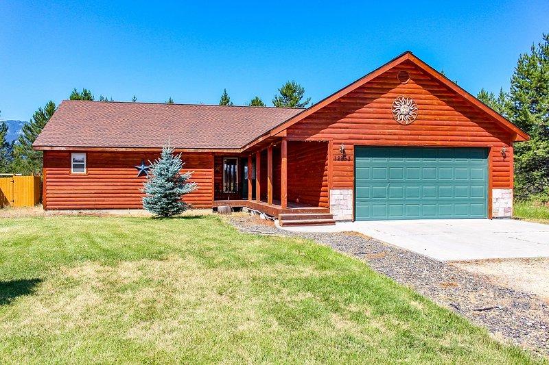 Cozy Mountain Home - Cozy Mountain Home Donnelly Idaho