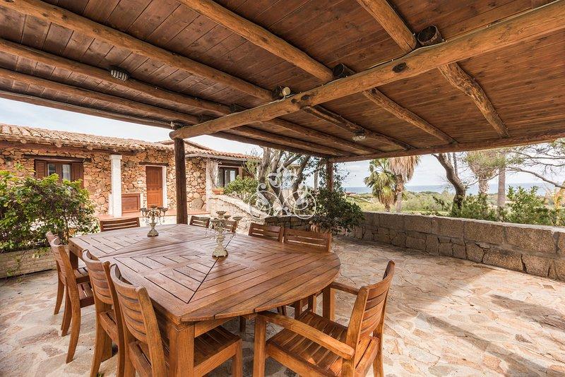 Villa Tartaruga, Punta Lada - Porto Rotondo, aluguéis de temporada em Porto Rotondo