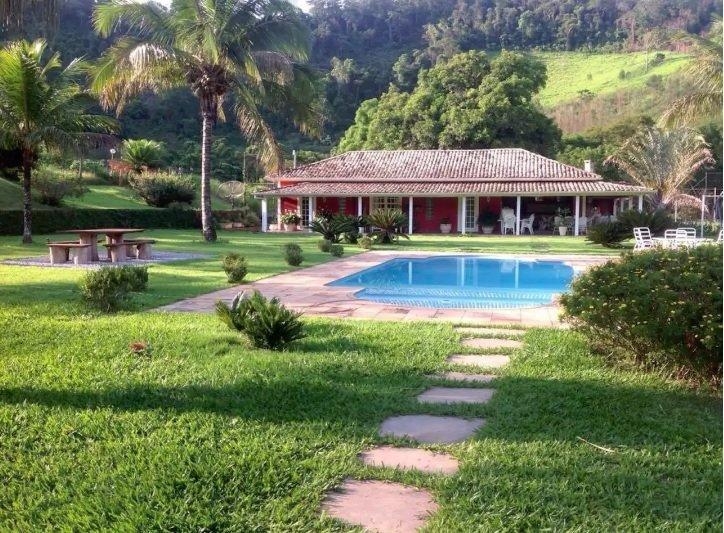 Fazenda de Campo em MInas Gerais, location de vacances à Tres Rios