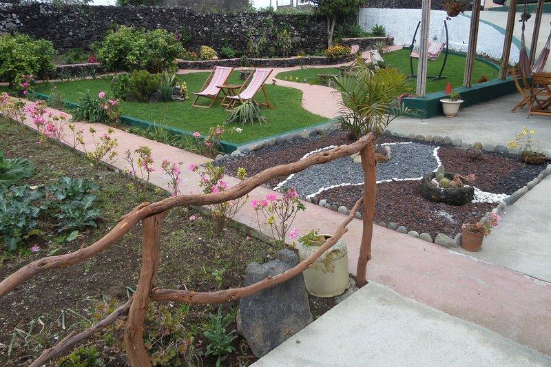 giardino di Quinta Dos Sentidos