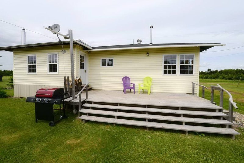 The cove cottages PEI – semesterbostad i Bedeque