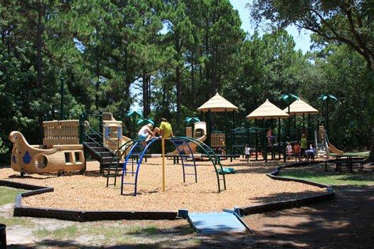 Nearby Chaplin Community Park-Playground